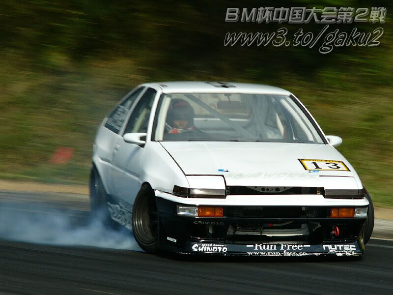 Legend of LongGrain. An AE86 success story. Part 1 - Page 21 Ae86-125